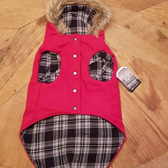 Canada Pooch Winter Dog Coat